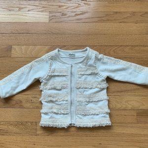 Hayley fringe jacket